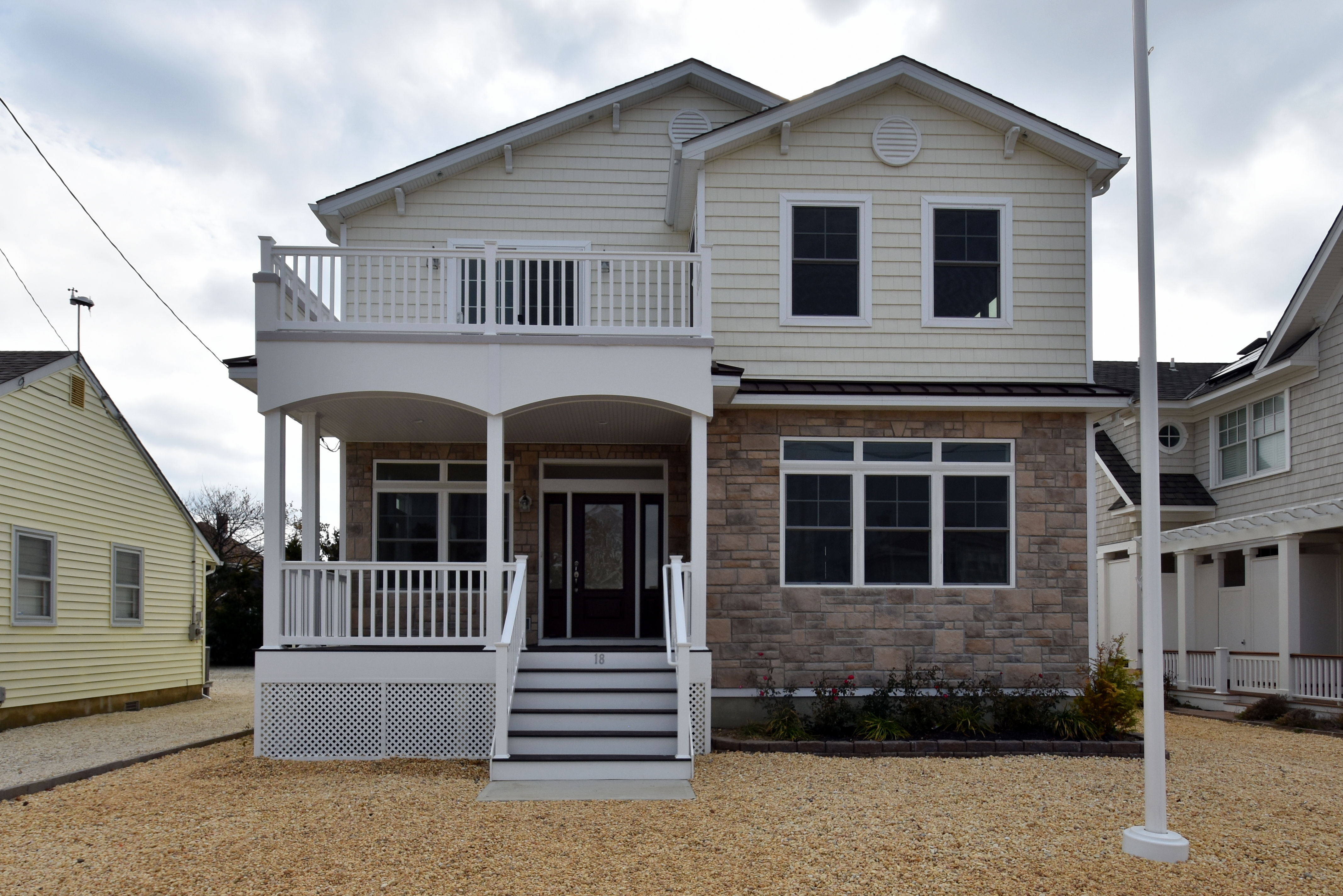 Modular Beach Style Custom Homes Gallery Zarrilli Homes