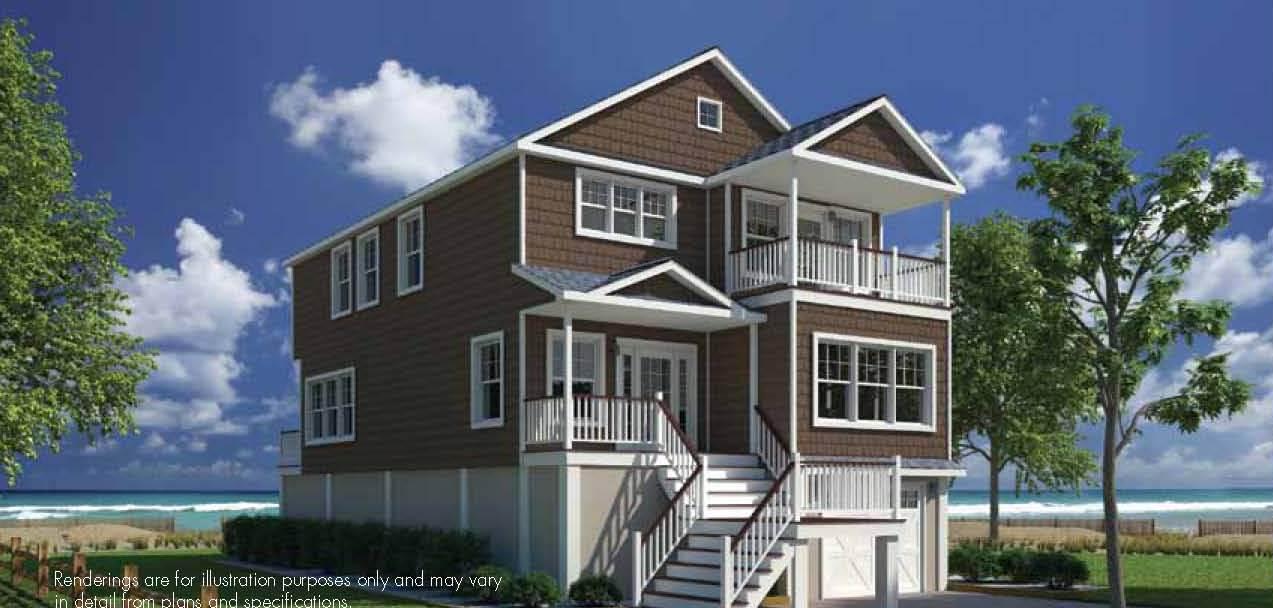 Beach style modular homes gallery shore collection - Coastal homes mobel ...