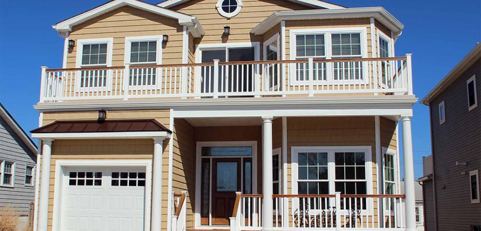 Beach Style Premier Custom Modular Homes by Zarrilli – Jersey Shores