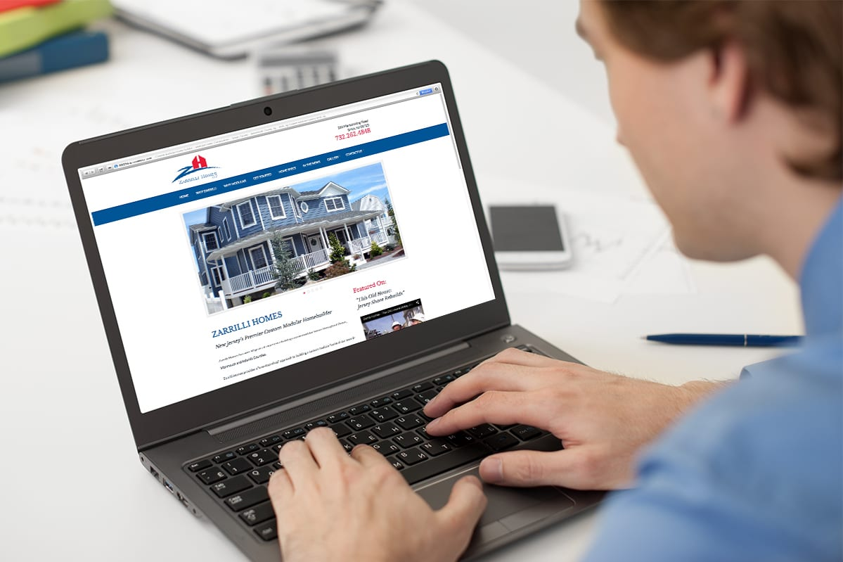 Zarrilli Homes Launches Enhanced Modular Homebuilding Website