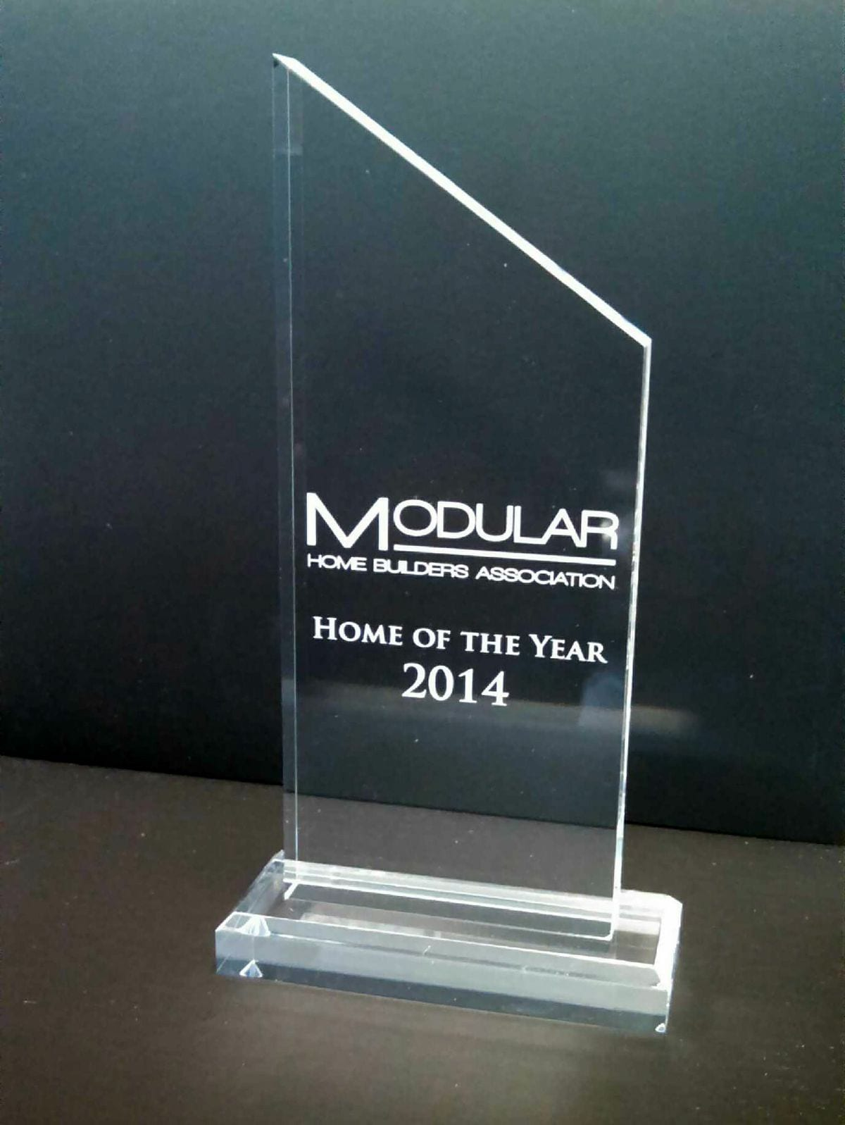 "Zarrilli Homes Receives ""Home of The Year Award"""