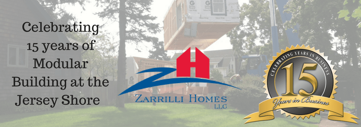 Zarrilli Homes Celebrates 15 Years